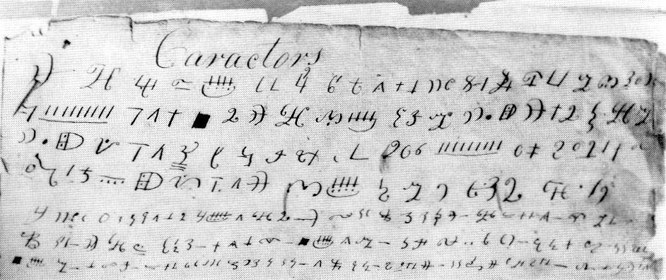 The Anthon Transcript…