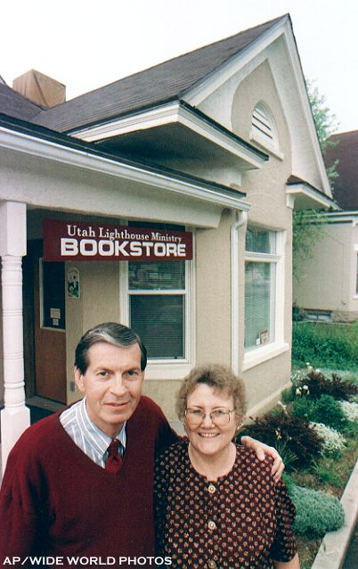 Image result for jerald and sandra tanner