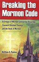 Breaking the Mormon Code