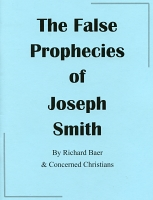 The False Prophecies of Joseph Smith