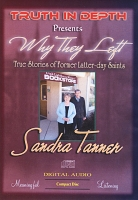 Why They Left: Sandra Tanner [Audio CD]