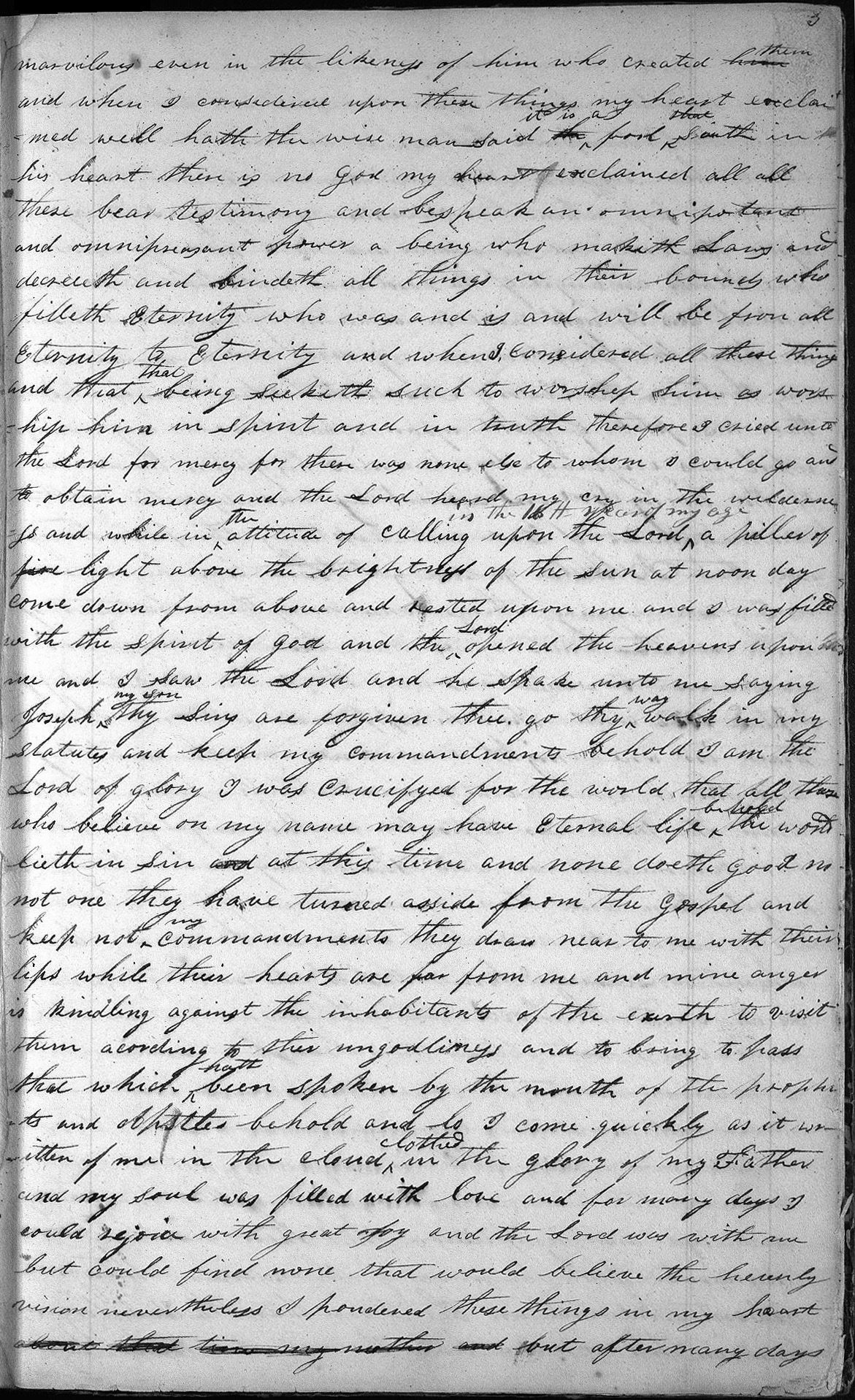 joseph smith essay Discusses joseph smith's introduction of polygamy into early mormon church subjects include polyandry, young brides, theology, children, and emma smith.