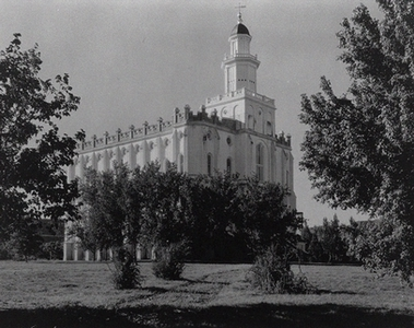 St. George, Utah, LDS Temple