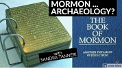 MORMON ... Archaeology?